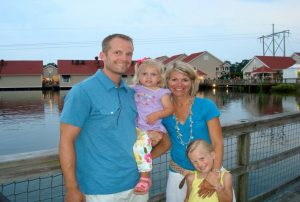 Chiropractor Clemmons NC Adam Williams and family
